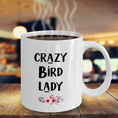 Regalos de mamá pájaro Regalos de pájaro para mujeres Taza de mamá pájaro Regalos de pájaro La mejor mamá de pájaro Nunca Regalo de pájaro divertido Regalo de pájaro mamá Amante de pájaro Dama