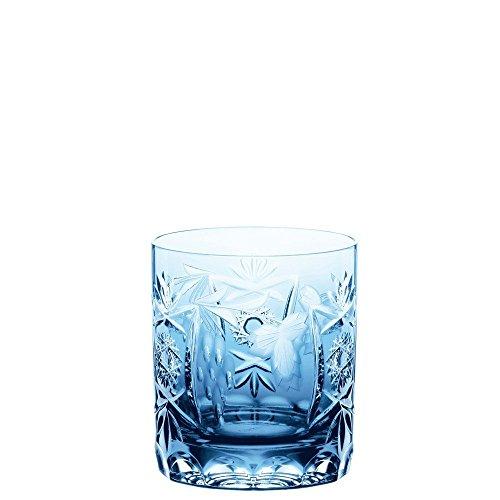 Spiegelau & Nachtmann, Whisky pur, 9 cm, Traube, 35891, Farbe: Aquamarin