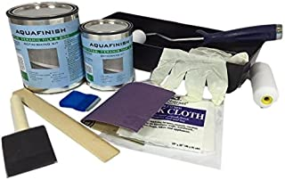 AquaFinish 32 oz Bathtub and Tile Refinishing Kit
