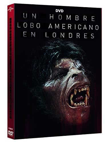 Un hombre lobo americano en Londres (Oring Halloween 2019) [DVD]