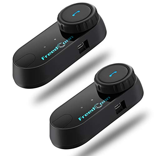 FreedConn Motorcycle Bluetooth Headset