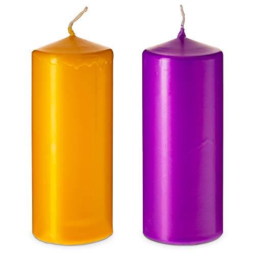VELAS RITUALIZADAS con aromas, para tomar acción sobre ABUNDANCIA Y TRANSMUTACIÓN. Contiene instrucciones.