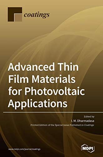 Advanced Thin Film Materials for Photovoltaic Applications