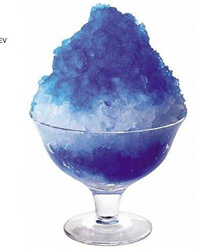 スミダ かき氷シロップ ブルーハワイ 1.8L×8本 業務用