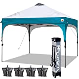 Best Canopy Tents - ABCCANOPY Canopy Tent 10x10 Pop Up Canopy Outdoor Review