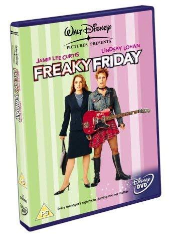 Freaky Friday [Reino Unido] [DVD]
