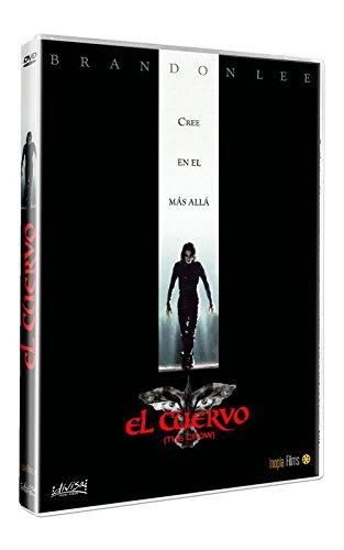 El cuervo (The Crow) [DVD]