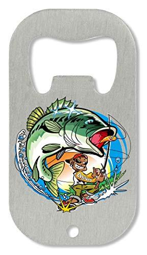 DD Fishing Crazy Boy Snapback Rod Active Lifestyle Simple Shape Flaschenöffner