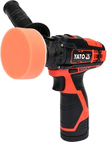 Yato YT-82903, 12 V, Rot/Schwarz, 16 x 19 x 21cm