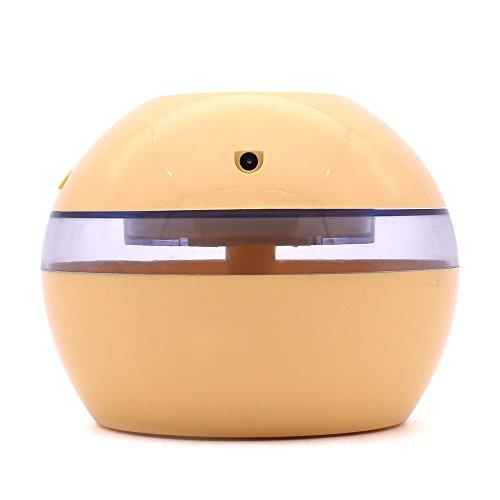 Humidificador Cebbay Humectador ultrasónico del Aromatherapy del Aroma del difusor LED del Aceite Esencial del Aroma del Aire