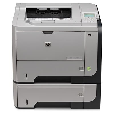 HP LaserJet Enterprise P3015x - Printer - monochrome - Duplex - laser - Letter - 1200 dpi - up to 42 ppm - capacity: 1100 sheets - USB - government