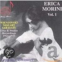 Erica Morini 1: Live & Studio Recordings 1921-1944
