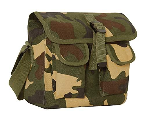 Rothco Camouflage Ammo Shoulder Bag,10'x8'x31/2'