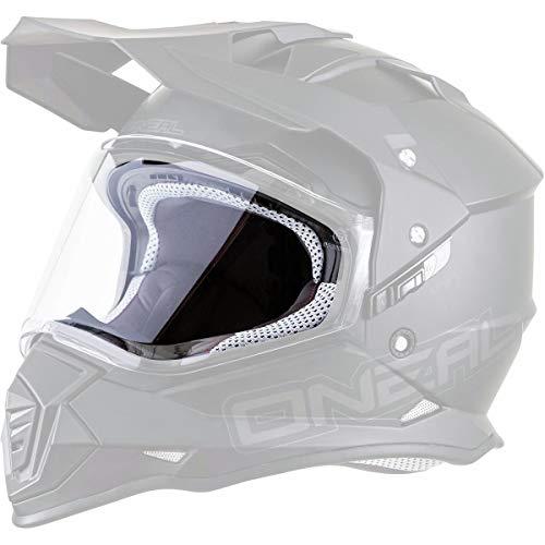 O\'NEAL   Motorrad-Helm-Ersatzteile   Street Adventure Motocross   Futter und Wangenpolster für Sierra Helm   Sierra Helmet Padding Kit   Schwarz   Größe M