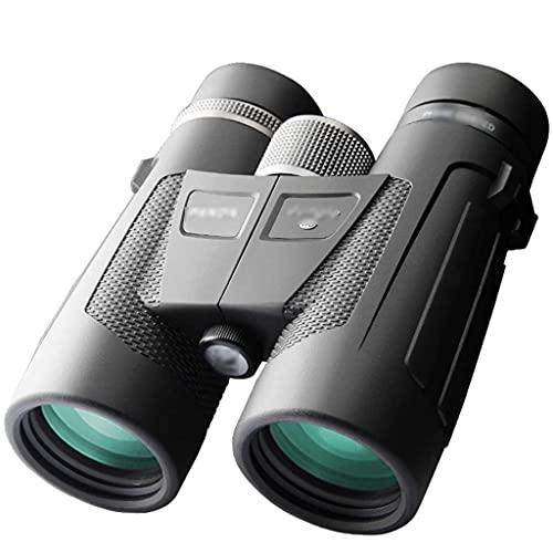 Prismaticos Adulto HD Potentes Prismaticos Largo Alcance, Visión Nocturna con Poca Luz, Impermeable Relleno De Nitrógeno IPX-7 Adecuado para Observación De Aves, Viajes De Caza, Deportes Al Aire Lib