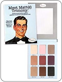 THE BALM Meet Matt Trimony Eyeshadow Palette