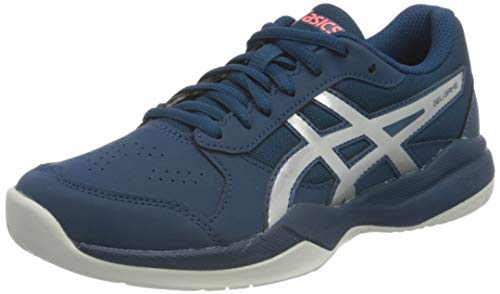 ASICS Gel-Game 7 GS, Zapatos de Tenis, Mako Blue Pure Silver, 36 EU