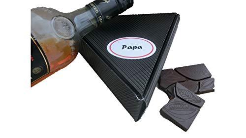 Geschenk Papa Alkohol Fruchtaufstrich Frühstücks Paket 6 x 50g