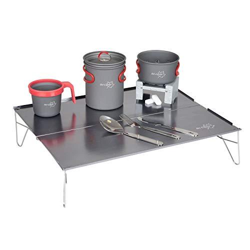 Bo-Camp - Mini table - Ultra light - 46x35x10 cm