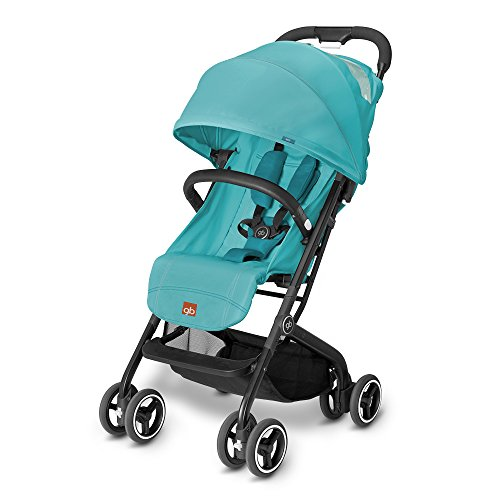 gb Gold Qbit, Buggy, Kollektion 2017, capri blue