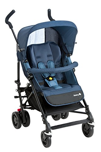 Safety 1st 12407672 Easy Way Komfort-Buggy und Travelsystem, bis 15 kg, blau