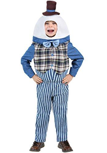 Classic Humpty Dumpty Toddler Fancy Dress Costume 12/18 Months