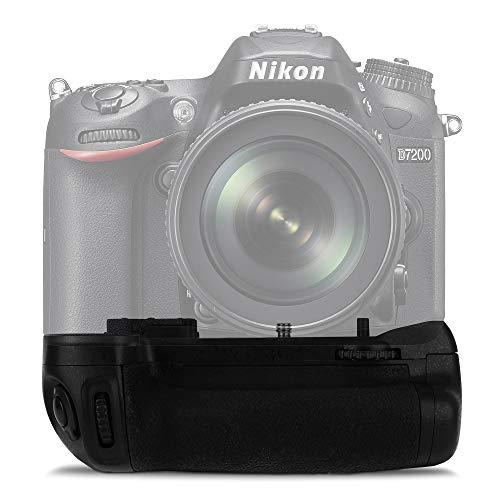 CELLONIC® MB-D15 Impugnatura/Presa Batteria per Nikon D7100, D7200 Presa Verticale, Battery Grip