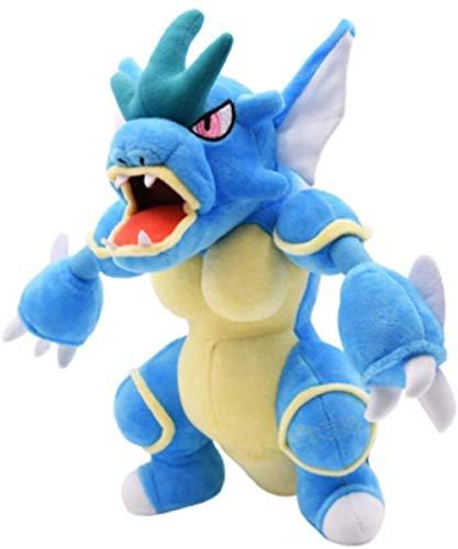 N-L Pokemon Gyarados Mega Evolution Plüsch Puppenspielzeug 31Cm Anime Cartoon Weiche Kuscheltier PlüschFür Kinder Weihnachten