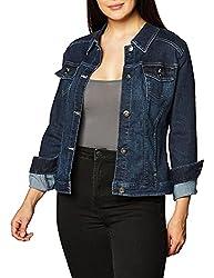 "Image of ""Wrangler Womens Denim Jacket"": Bestviewsreviews"