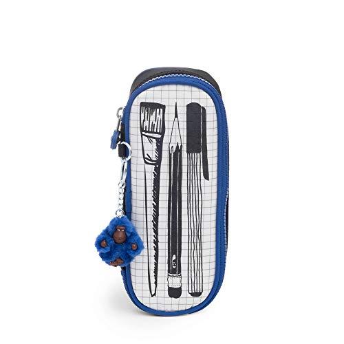Kipling 30 Pens Pencil, Essential Everyday Case, Zip Closure, School Supplies, One Size