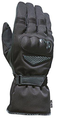 IXON Pro Arrow Lady - Guantes textiles para motociclista, color negro