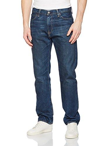test Levi's Jeans 504 – Dark Denim Straight Cut W33L30 Deutschland