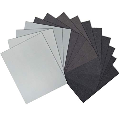 Sandpaper 1000 to 7000 High Girt Sand Paper...