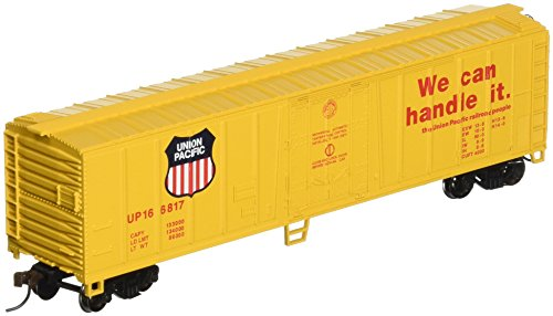 Bachmann Trains - 50' Steel Reefer - UNION PACIFIC - HO Scale