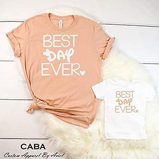 Best Day Ever Disney Shirt, Unisex Disney Women's Shirt, Disney Family Shirts, Disney Shirts, Best Day Ever Shirt