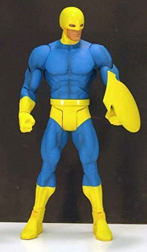 DC Universe Series 9   Guardian Action Figure by Mattel