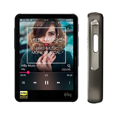 HiBy R3 Hi-Res Music Player, HiFi Lossless MP3 Player with Bluetooth/atpX/FLAC/DSD/LDAC/MQA,...