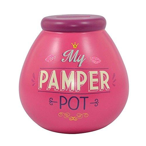 My Pamper Pot Pots de rêves l'argent Pot du Up & Smash Tirelire Cadeau