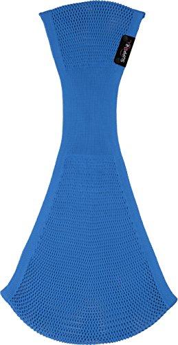 Lucky Baby lb-p290s31banda Portabebé bolsillo, Suppori, Azul, Azul