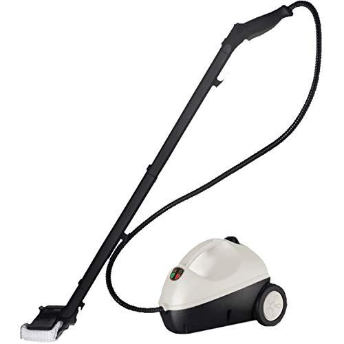 BACOENG VSC28A Standard Carpet Steam Cleaner, Light Grey