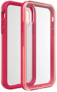 GSA Life-Proof SLAM Case for iPhone XR Retail Packaging Coral Sunset