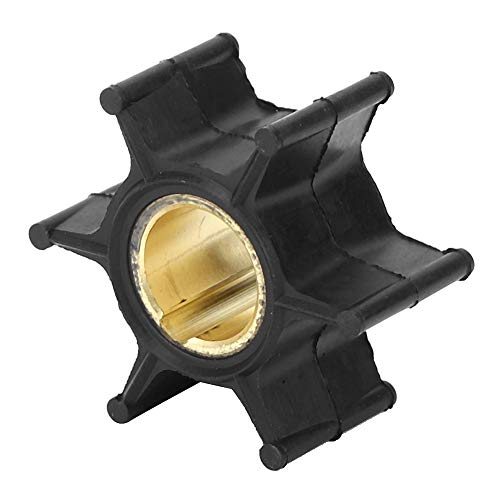 Boot Buitenboordmotor Waterpomp Waaier Deel 386084 18-3050 Past voor Johnson 2-takt 4-takt 9,9 pk en 15 pk
