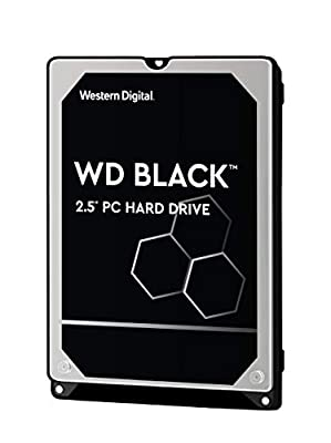 WD Black 500GB Performance Desktop Hard Disk Drive