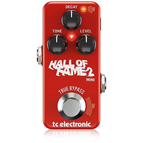 t.c electronic HALL OF FAME 2 MINI REVERB