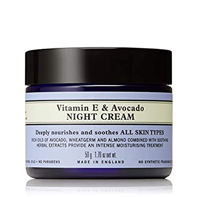 Neal's Yard Remedies Soothing For Sensitive Skin Vitamin E & Avocado Night Cream 50g by Neals Yard Natural Remedies Ltd