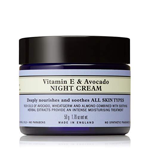 Neal's Yard Remedies Soothing For Sensitive Skin Vitamin E & Avocado Night...