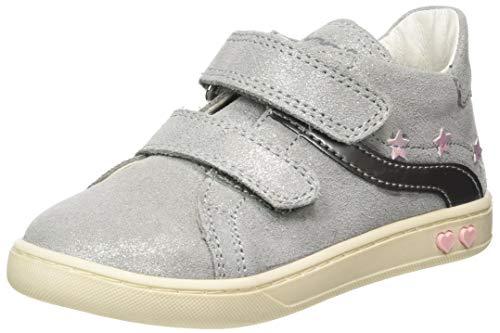 PRIMIGI Baby-Mädchen PLK 64040 First Walker Shoe, Grigio, 26 EU
