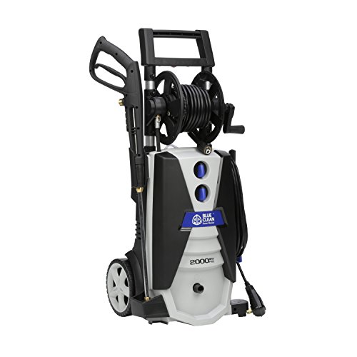 AR Annovi Reverberi AR390SS Electric Pressure Washer, Pressue, Blue