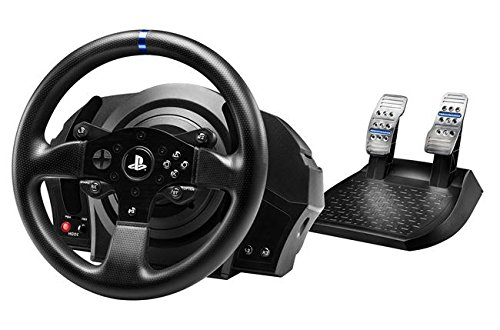 Thrustmaster T300 RS - Volante - PS4 / PS3 / PC - Force Feedback - Motor...