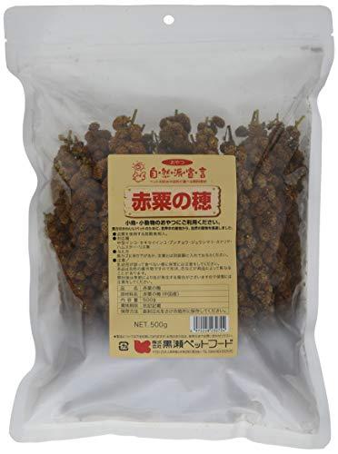 黒瀬ペットフード 自然派宣言 赤粟の穂 500g